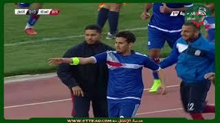 أهداف مباراة العدالة 1-0 الأنصار - دوري الدرجة الثانية السعودي 2017/2018