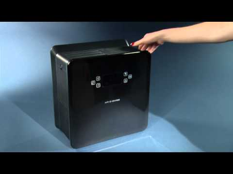 Air Washer AIR-O-SWISS W520: Operation Video