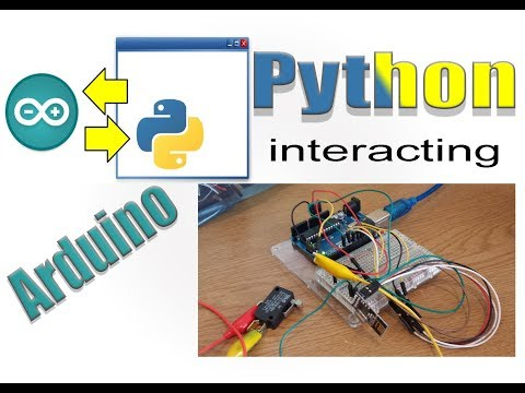 Using Python to fetch Data from Arduino and Processing using VPython [Subtitles]
