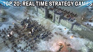 Top 20 Best Strategy Games of 2020 PC