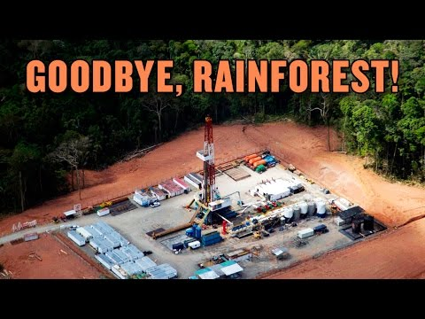 China to Extract Oil from Amazon Rainforest | China Uncensored