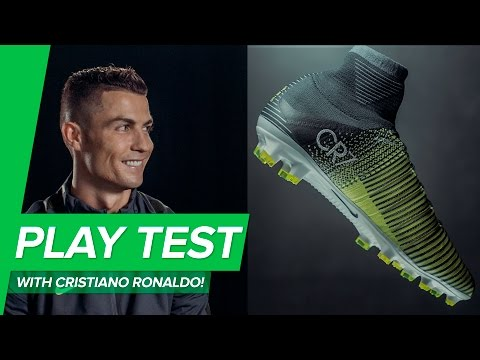 3be00e07 Nike Mercurial Superfly 5 CR7 play test WITH Cristiano Ronaldo! Chapter 3  Discovery