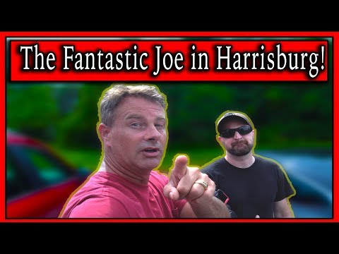 The Fantastic Joe And Monica In Harrisburg! - #Vidsummit2018 Announcement
