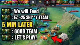 0 - 40 COMEBACK UNBELIEVABLE GAME - Dota 2 Highlights TV
