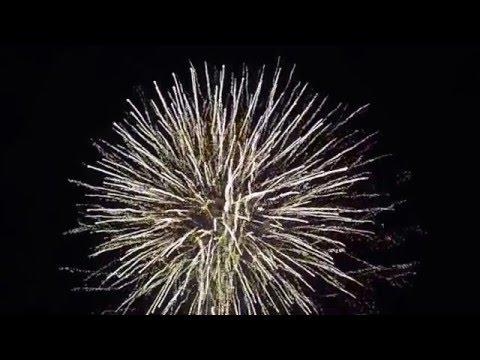 South Shields Fireworks 2013 - 8pm show
