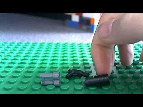 LEGO CUSTOM SHOTGUN INSTRUCTIONS!!!
