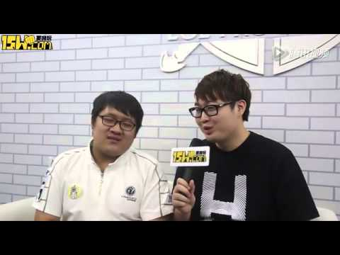 Interview with IG after their 3:1 victory over EDG at LPL third place match