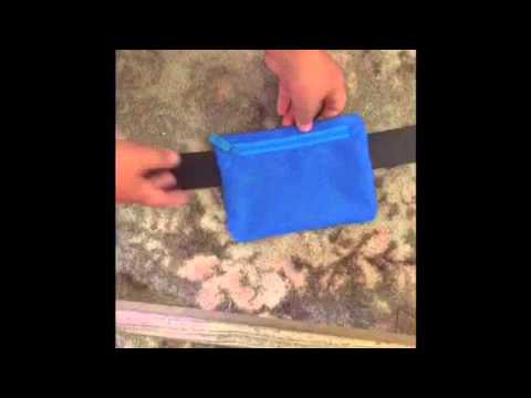 How to make a nerf ammo belt