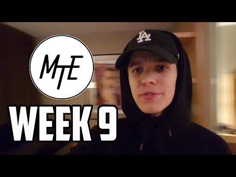 FINALLY IN TORONTO | Week 9