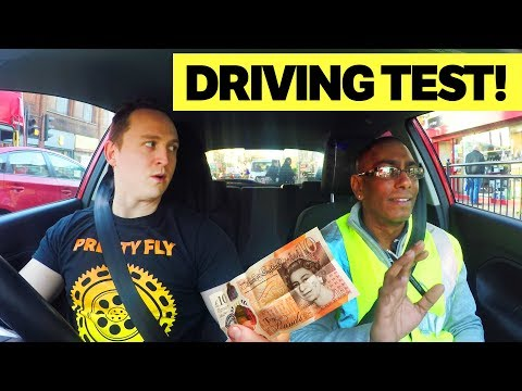 How NOT To Pass Your Driving Test