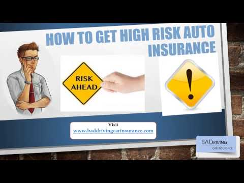 Free Car Insurance Quotes For High Risk Drivers At Lowest Rating