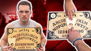 I played the Ouija Board Again.. (BAD IDEA)