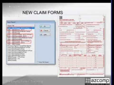 CMS 1500 Form Changes- What's new on the 02/12 revision