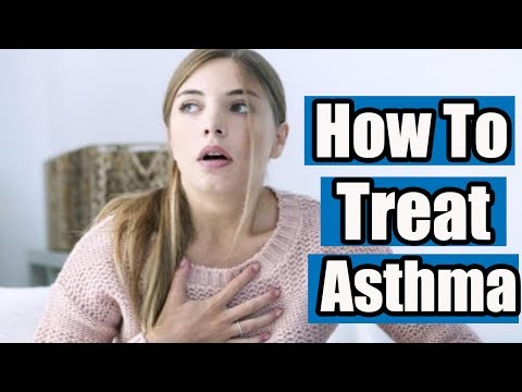 How to Treat Asthma Attacks | Home Remedies for Asthma attacks