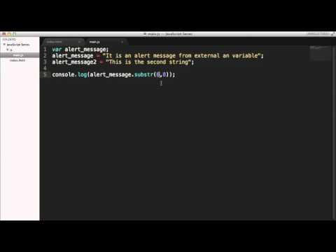 String Methods Javascript
