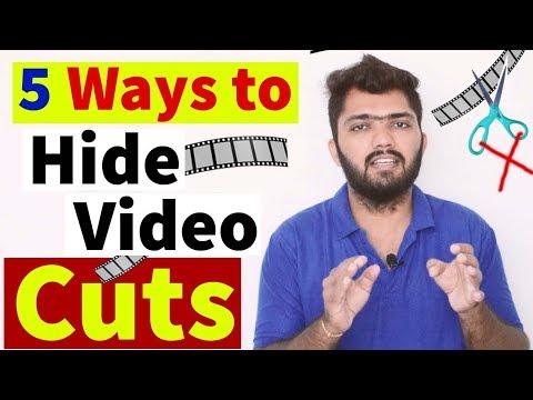 Hide Video Cuts -Video Editing