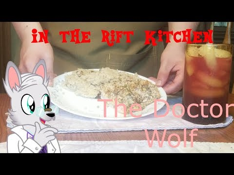 In The Rift Kitchen- The Doctor Wolf
