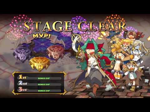 Disgaea 5 - Unlocking Classes