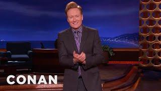 Conan On Trump's Baffling New Accusation & More  - CONAN on TBS