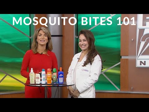 How To Prevent and Treat Mosquito Bites