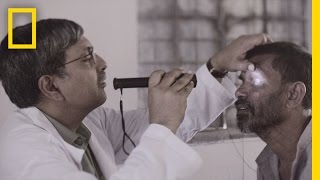 Bringing Life-Changing Treatments to the Blind in India
