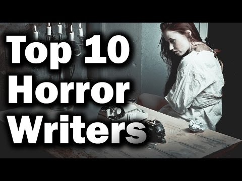 Top 10 Horror Writers