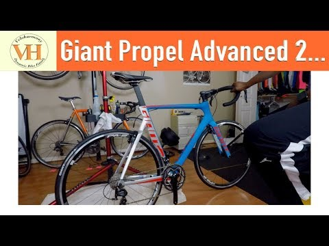 Giant Propel Advance 2 Road bike - Review Wednesday