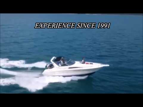 Samui Boat Charter - Sea Ray 310
