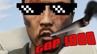 THE BEST OF GTA5   TOP 1000 BEST MOMENTS OF GTAV VOL. 1