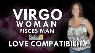 Virgo Woman Pisces Man A Make Or Break Relationship
