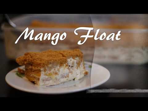 How to Cook Mango Float - Super Yummy