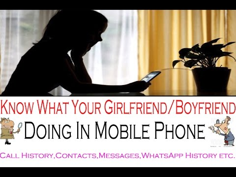 How To See Others SMS Inbox,Calls,GPS Location etc. (GF,Wife etc)