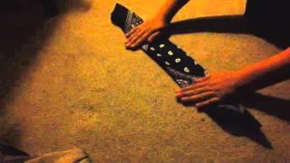 How To Fold A Bandana For Your Wrist