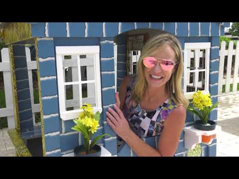 CITY WPB FAIRY TALE PLAYHOUSES AUCTION PROMO VIDEO REVISED