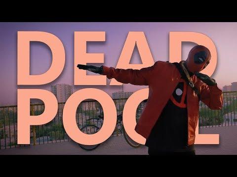 Deadpool Livin' - Jaden Smith 'ICON' Parody | Bekaar Films