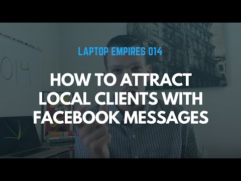 How To Attract Local Clients With Facebook Messages - Laptop Empires 014
