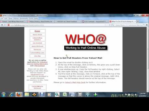 How To View Full Email Headers