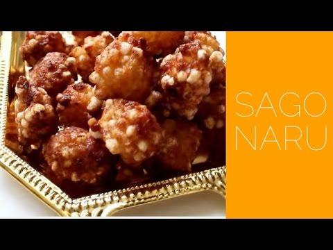 Ramadan Recipes: How to Make Sago Naru/Sabudana (Sweet Sago Coconut Balls)