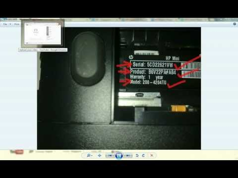 How To Register HP Product Key - Information