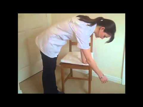 Frozen Shoulder Mobility Exercises - Chiropractor Coventry