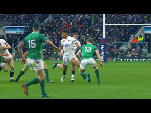 O2 Inside Line: England v Ireland