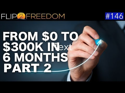 PART 2: How Brett Buras Went From $0 to $300K in 6 Months!