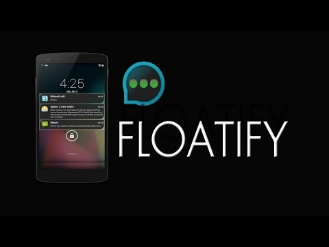Android Appaholics ~ Floatify
