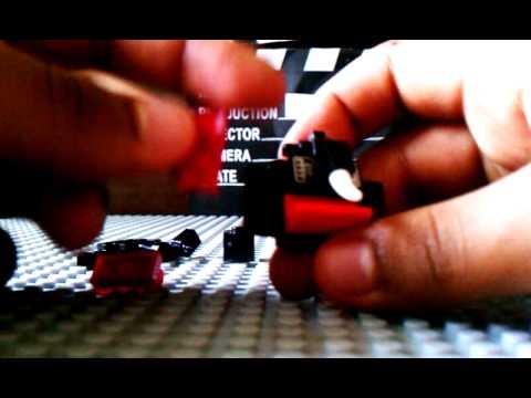 how to make lego ravage and lazerbeak