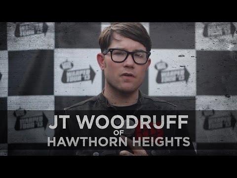 Death of Best Friend--JT Woodruff of Hawthorne Heights