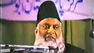 Dr Israr ahmed Question & answers 1/3