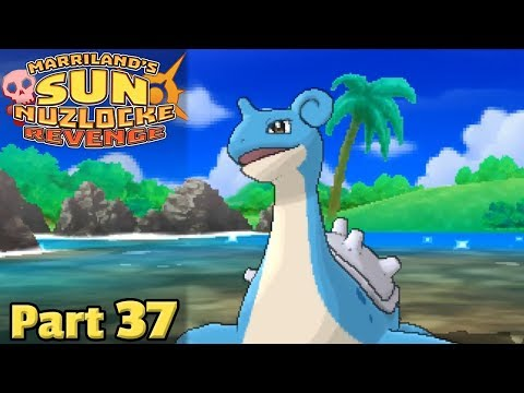 Pokémon Sun Nuzlocke Revenge, Part 37 • May 22, 2018 • TRAINING EPISODE • STREAM ARCHIVE
