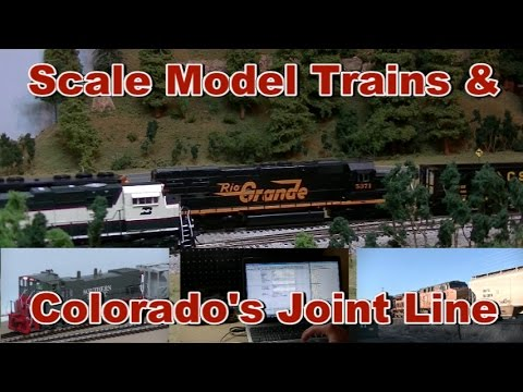 Model Railroad Train Layout, Product Reviews, How To, & Prototype Railfan Videos