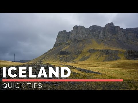 Tips for Iceland,Golden Circle, and Blue Lagoon