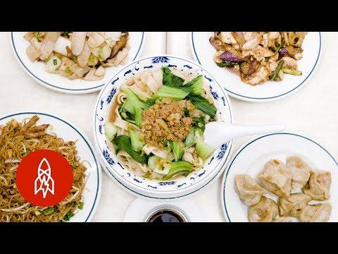 Searching for Madrid's Secret Chinese Restaurant